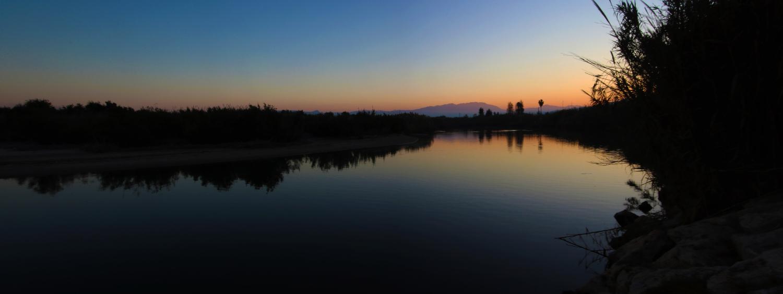Desembocadura riu Serpis