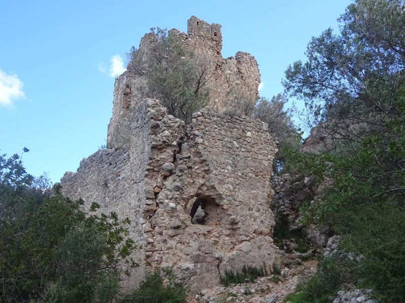 La Font d'en Carros Castell de Rebollet