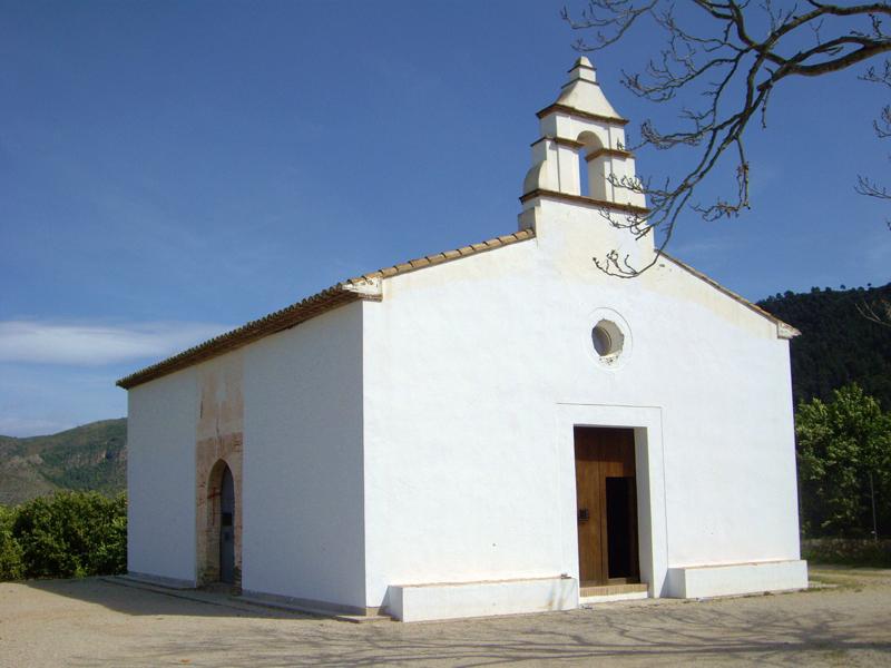 Mesquita la Xara - Ermita Santa Anna, Simat de la Valldigna