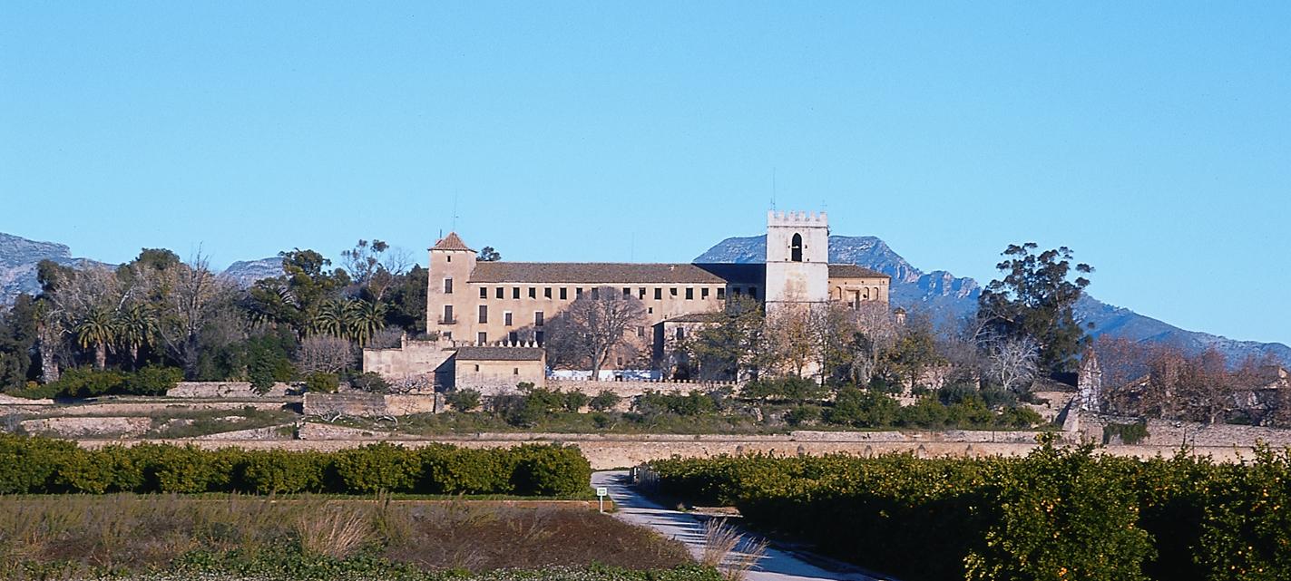 Monestir Sant Jeroni de Cotalba