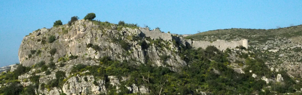Castell de Borró
