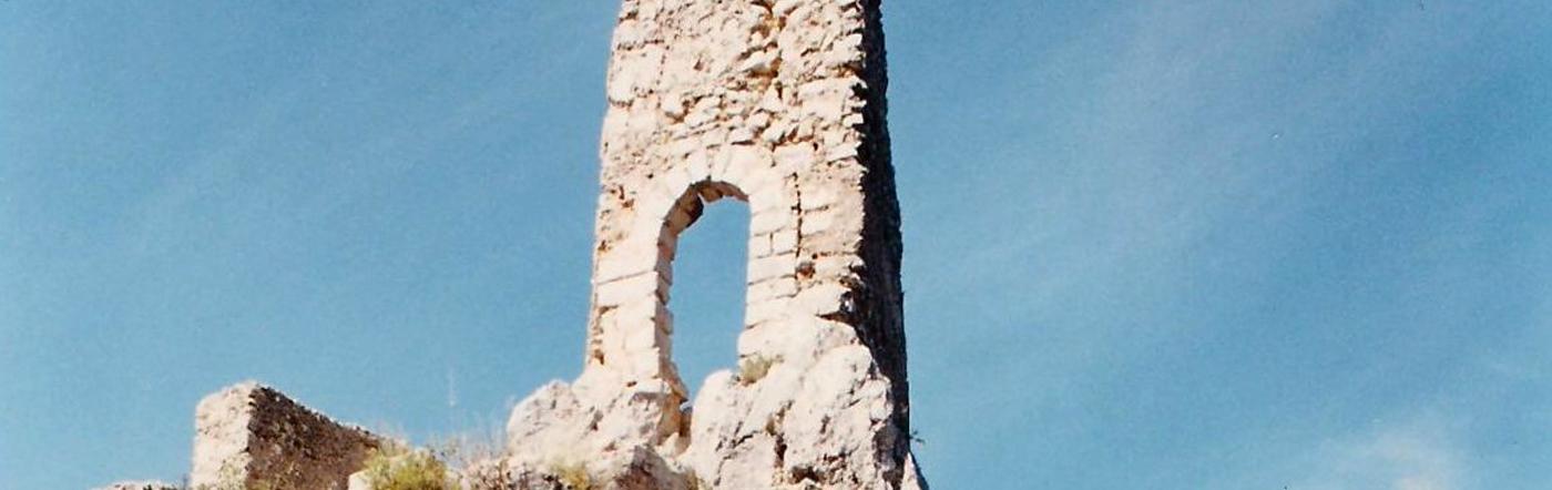 Castell Alcalà d'Alfàndech