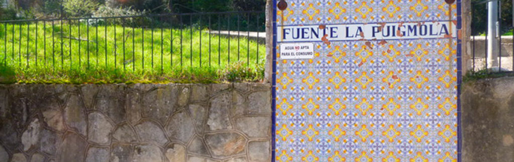 Font Puigmola