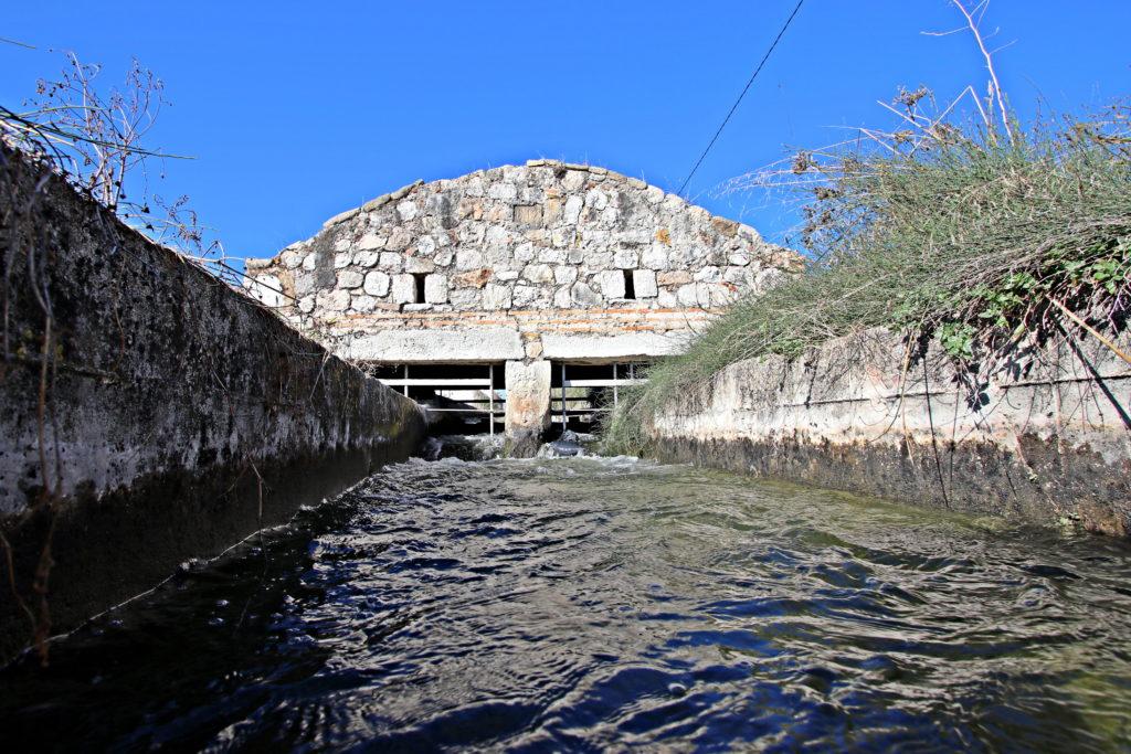 Canalització de l'aigua - la Safor